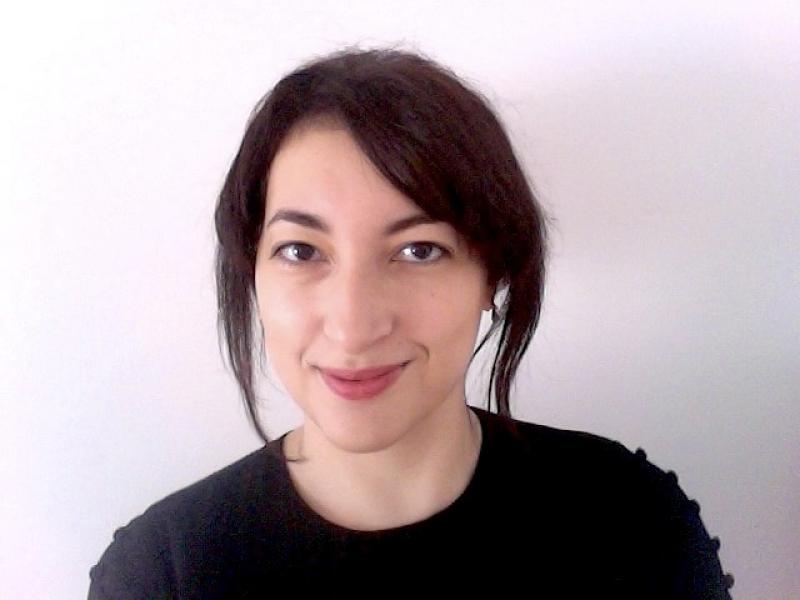 Nadia Mharzi